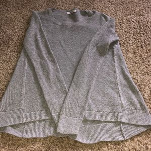 NEW MADEWELL KNIT SWEATER GREY SIZE SMALL